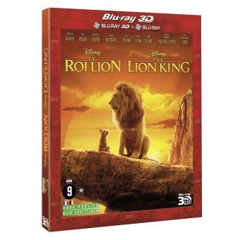 Le Roi lionLe Roi Lion Blu-ray 3D