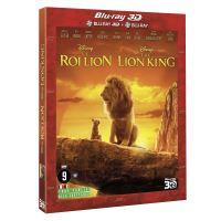 Précommande - Le Roi Lion Steelbook Blu-ray 3D