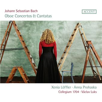 Concertos pour hautbois et cantates
