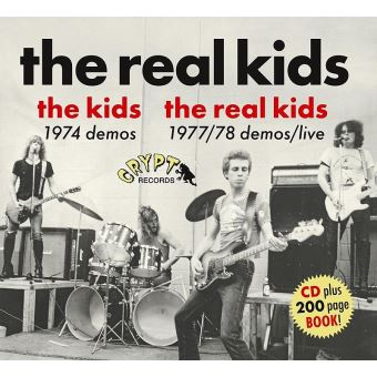 1974/1977 DEMOS LIVE/CD+BOOK
