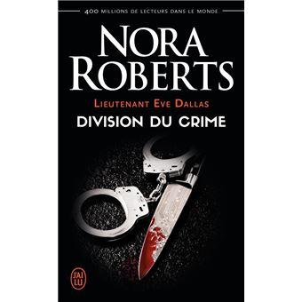 Lieutenant Eve DallasDivision du crime