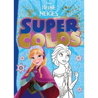 Frozen, La reine des neigeREINE DES NEIGES - Super colo