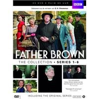 FATHER BROWN COLLECTION 1-6-BOX-NL