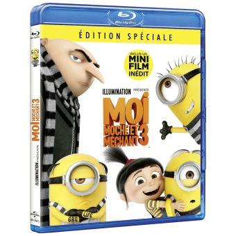 Moi, moche et méchantMoi, moche et méchant 3 Blu-ray