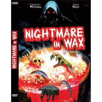 Nightmare in Wax DVD