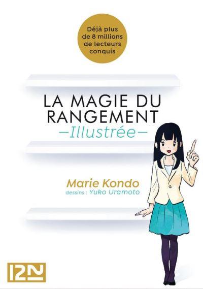 La Magie du Rangement Illustrée - 9782823864281 - 5,99 €