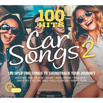 100 hits car songs 2