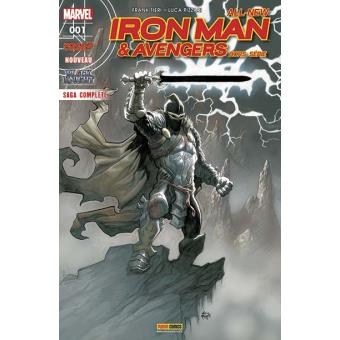 All-New Iron Man & les Avengers - All-New Iron Man & les Avengers, Hors-série T1