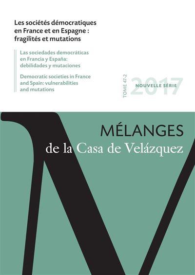 Les sociétés démocratiques en France et en Espagne
