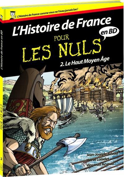 Histoire de France en BD Pour les nuls