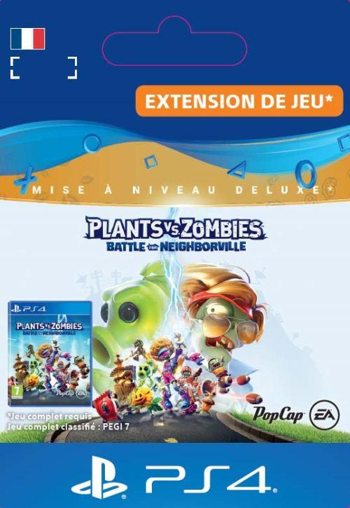 Code de téléchargement Plants vs. Zombies Neighborville Edition Deluxe PS4