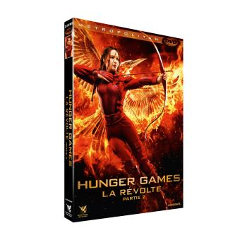 Hunger GamesHunger Games - La Révolte : Partie 2 DVD