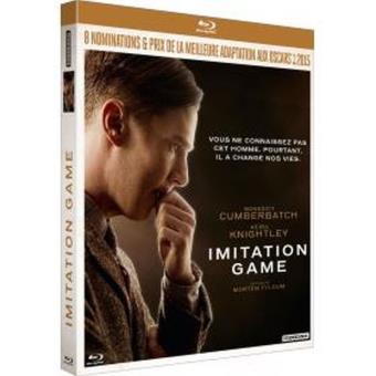Imitation Game Blu-Ray