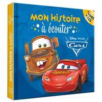 CARS - Mon histoire à écouter - Livre CD - Disney Pixar
