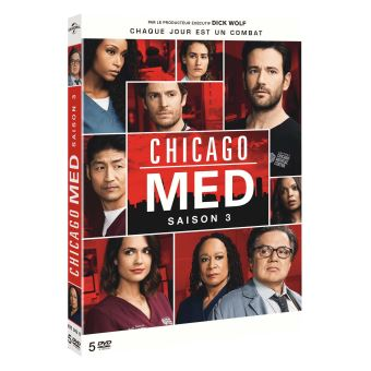 Chicago MedChicago Med Saison 3 DVD