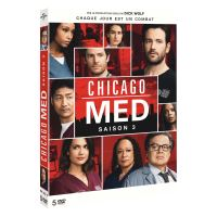 Chicago Med Saison 3 DVD