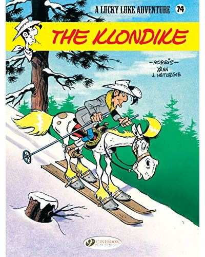 Lucky Luke Volume 74 - The Klondike