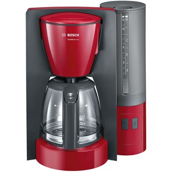 Bosch TKA6A044 coffee maker red