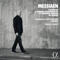 Messiaen: L'Ascension - CD