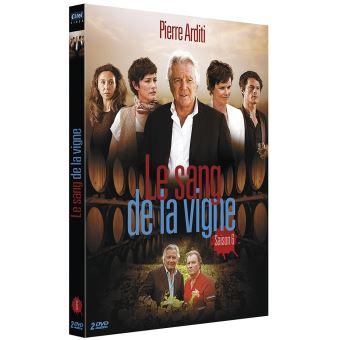 Le sang de la vigneLe Sang de la vigne Saison 6 DVD