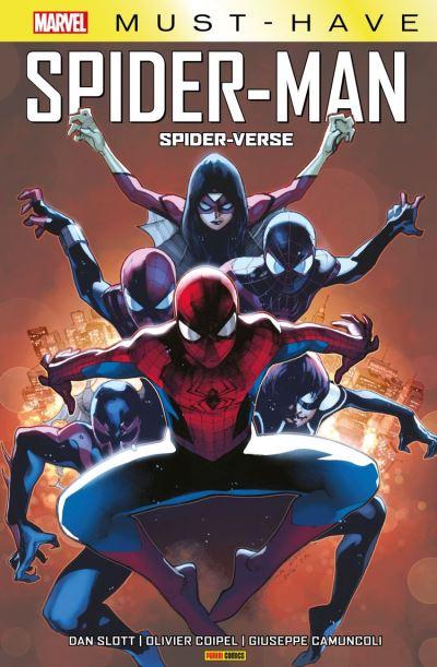 Marvel Must-Have : Spider-Man - Spider-Verse - 9782809492996 - 14,99 €