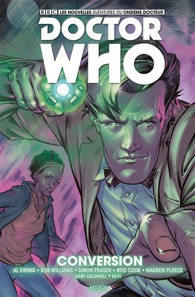 Doctor Who - Le 11e Docteur