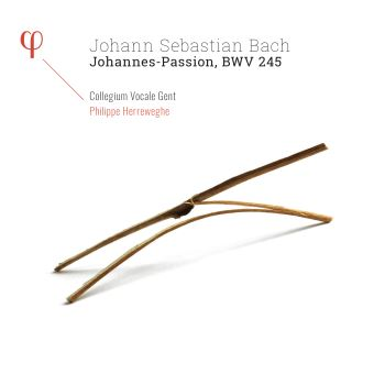 Bach: Johannes-Passion BWV 245 - 2CD