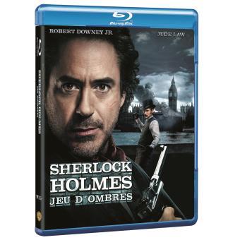 Sherlock HolmesSherlock Holmes 2 : Jeu d'ombres Blu-Ray