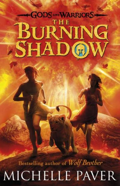 The Burning Shadow Michelle Paver
