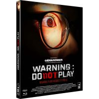 Warning : Do Not Play Blu-ray