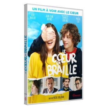Le Cœur en braille DVD