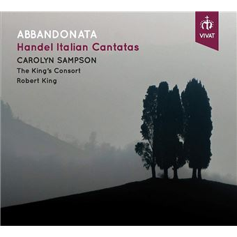 ABBANDONATA/ITALIAN CANTATAS