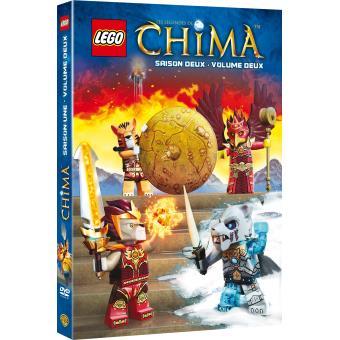 LEGOLEGO Les légendes de Chima Saison 2 Partie 2 - DVD