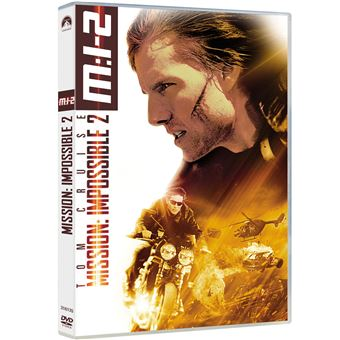 Mission : Impossible  Les FilmsMission : Impossible II DVD