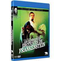 Les expériences érotiques de Frankenstein Combo Blu-ray DVD