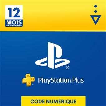carte playstation plus 12 mois 30% sur Code de téléchargement Sony PlayStation Plus: 12 Mois d