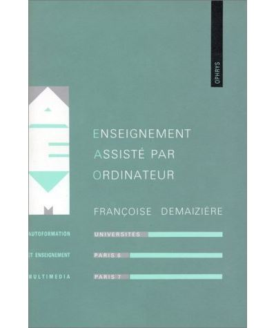 Enseignement assiste ordinateu