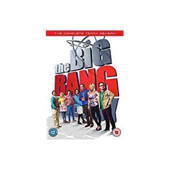 The Big Bang TheoryThe Big Bang Theory Saison 10 DVD