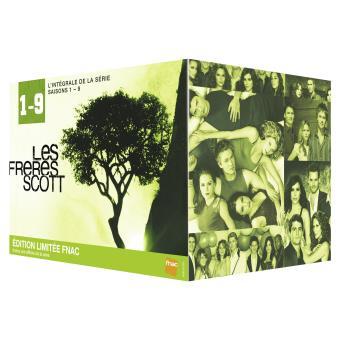 Les Frères ScottLes Frères Scott - Coffret intégral des Saisons 1 à 9 Edition Spéciale Fnac DVD