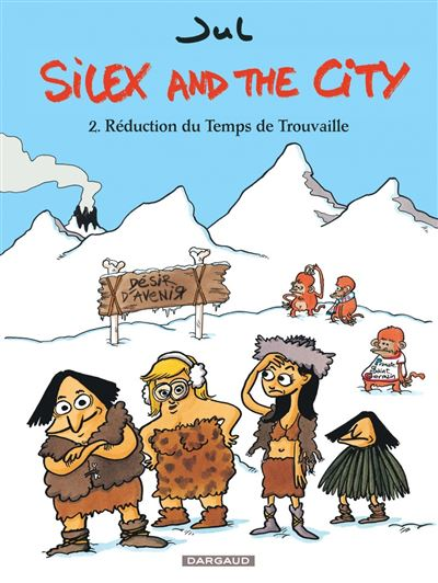 Silex and the city - Réduction du Temps de Trouvaille