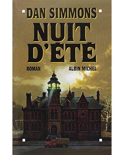 """Livre """"Nuit d'été"""" par Dan Simmons"""