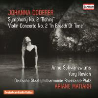 "Symphony No. 2 ""Bohinj"" / Violin Concerto No. 2 ""In Breath Of Time"""