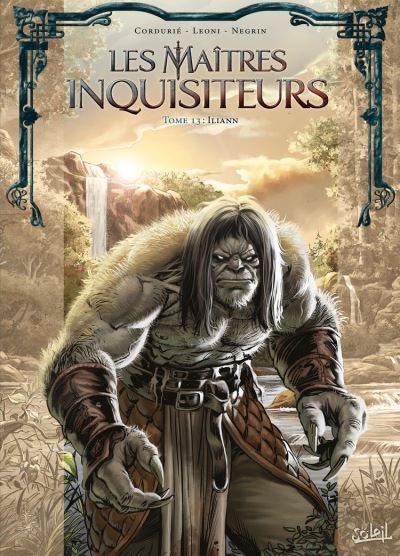Les Maîtres inquisiteurs T13 - Iliann - 9782302079625 - 9,99 €