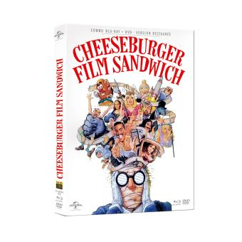 CHEESEBURGER FILM SANDWICH-FR-BLURAY