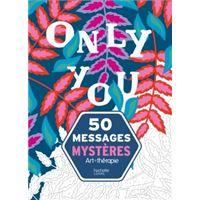 50 messages mystères