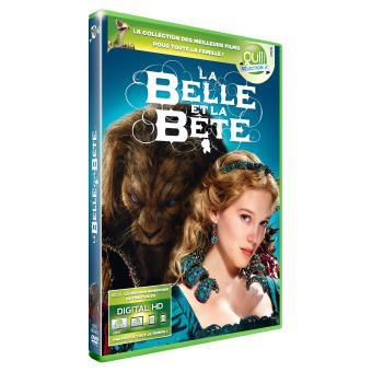 La belle et la bêteLa Belle et la Bête Sélection Gulli DVD
