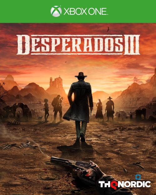 Desperados III Xbox One