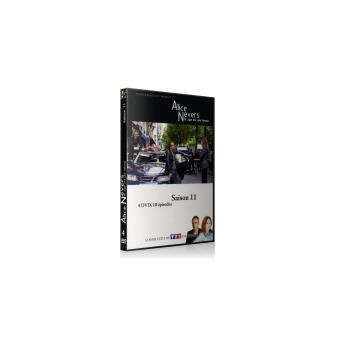 Alice Nevers : le juge est une femmeAlice Nevers : le juge est une femme Saison 11 DVD