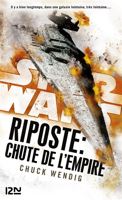 Star Wars - Riposte : Chute de l'Empire - 9782823862287 - 9,99 €