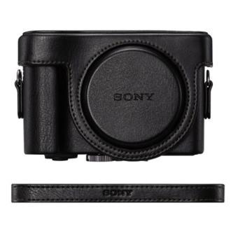 Étui noir SONY LCJ-HN pour Sony Cyber-shot HX50, HX50V, HX60 et HX60V